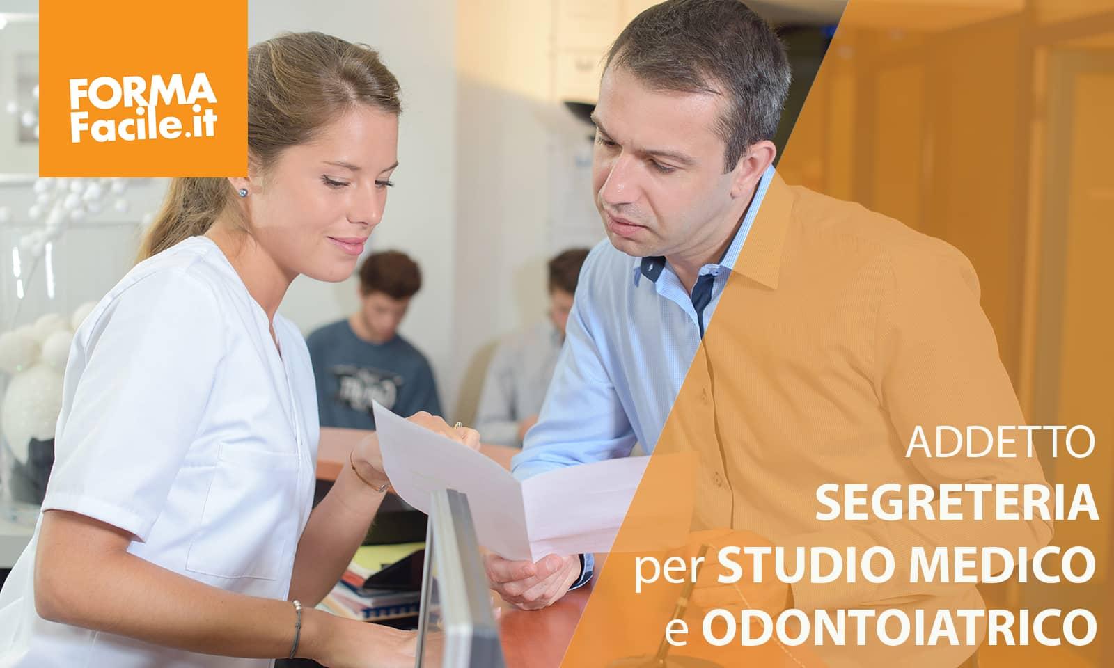 segretaria di studio medico